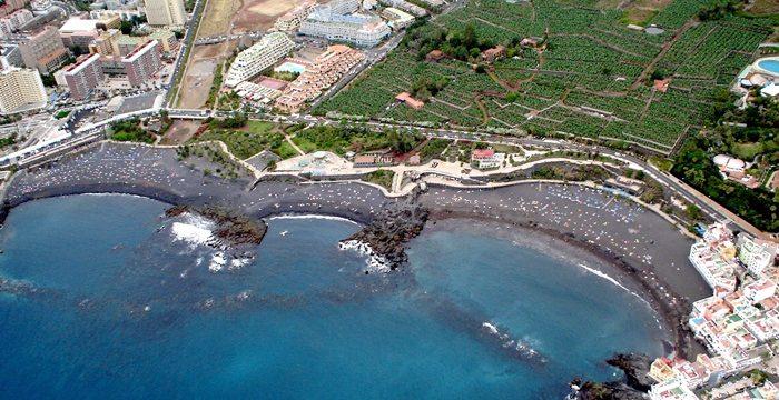 El Gobierno local reclama la Bandera Azul para playa Jardín