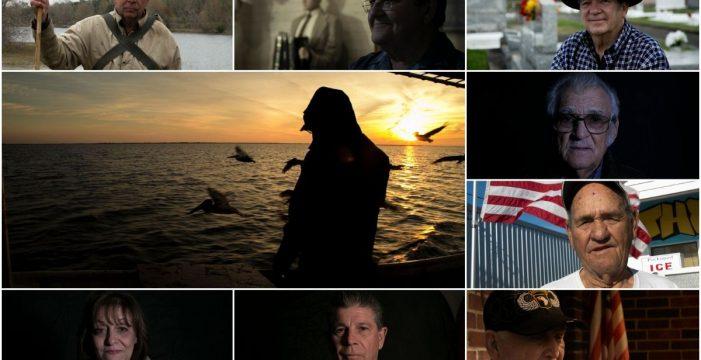 La historia de los americanos que olvidaron que eran isleños