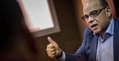 """""""Creen que cambiando el sistema electoral acabarán con Coalición Canaria"""""""
