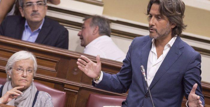 El Parlamento insta al Gobierno a realizar el plan que restaure Güímar