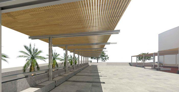 La obra del centro cultural de Playa San Juan comenzará en dos semanas