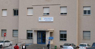 Los facultativos señalan al Hospital del Tórax como uno de los puntos con inadecuada climatización. DA