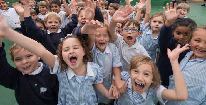 """El Wingate de Cabo Blanco logra la nota de """"buen colegio"""" británico"""
