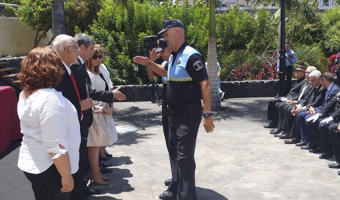 Los policías de Arona se forman en delitos de odio y discriminación