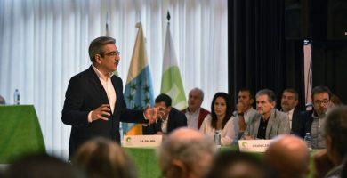 NC cifra en 204 millones el aumento de los Presupuestos para las Islas
