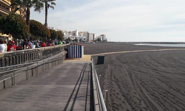 Ilusionados por el prometedor futuro que augura la playa