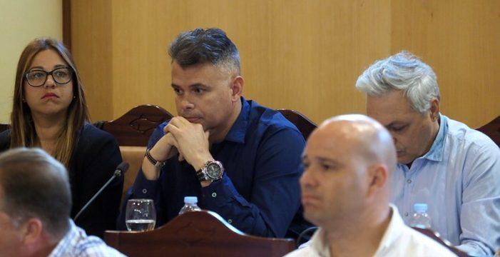 CC se abstiene en la moción para exigir responsabilidades por los vertidos en el Valle de Güímar