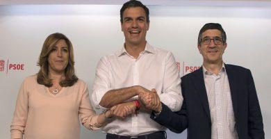 """Sánchez se compromete a construir el """"nuevo PSOE de los militantes"""""""
