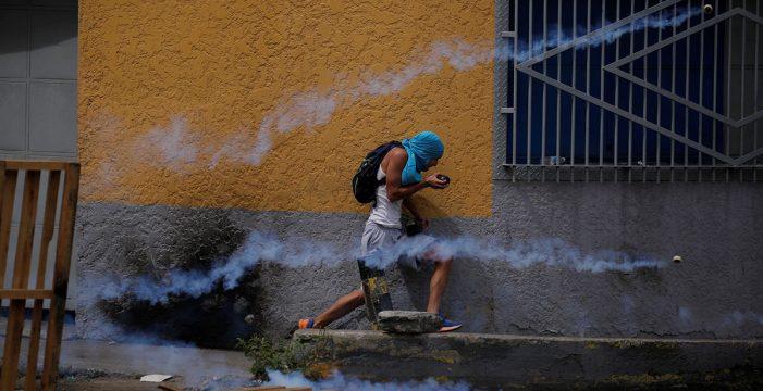 Mueren tres personas en Barinas en el marco de las protestas contra Maduro