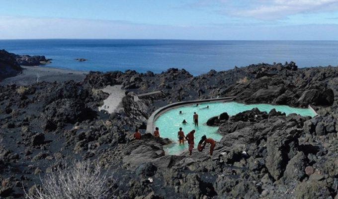 El Cabildo defiende que el balneario de la Fuente Santa será viable económicamente sin hotel