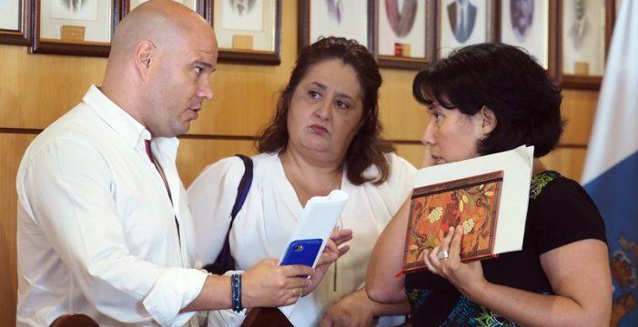 Sí se puede exige que las negociaciones sobre el presupuesto de Candelaria se hagan de forma simultánea con la oposición