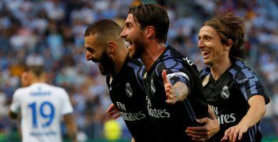 El Real Madrid, campeón de Liga