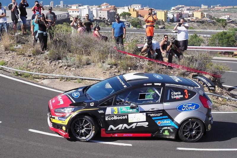 Cristian García-Eduardo González (Ford Fiesta R5)