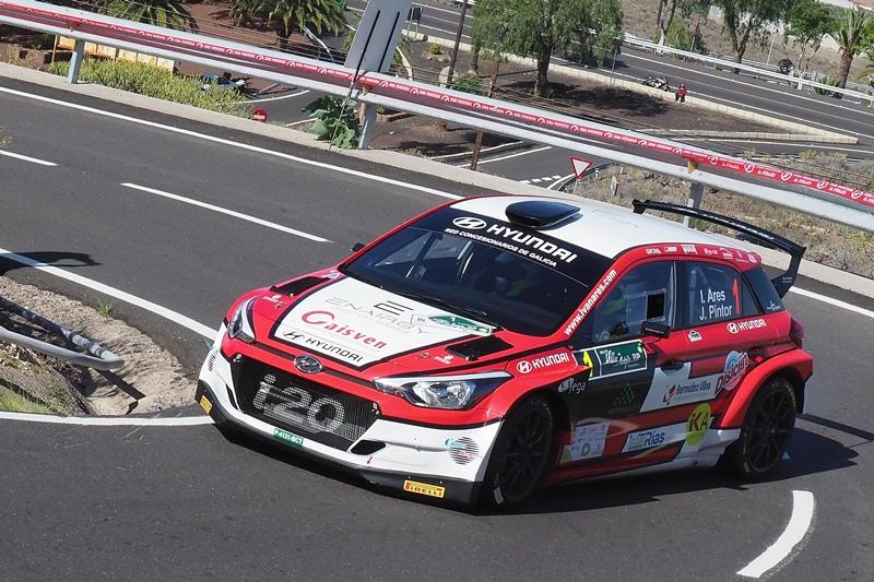 Iván Ares-José Antonio Pintor (Hyundai i20 R5)