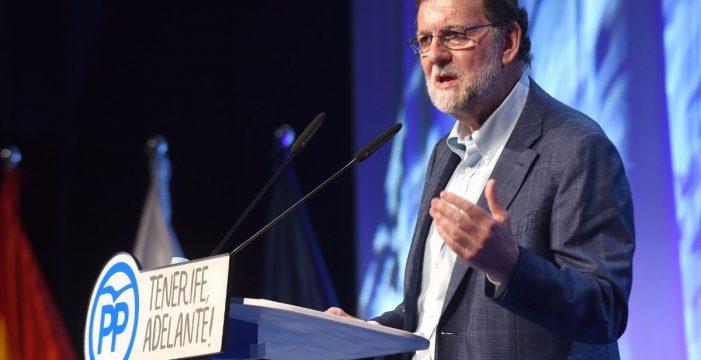 Rajoy y Román se reunieron en secreto para perfilar el pacto