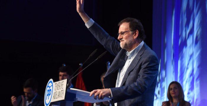 """Rajoy: el PP es un partido de oportunidades y no de """"oportunismos, a pesar de los pesares"""""""