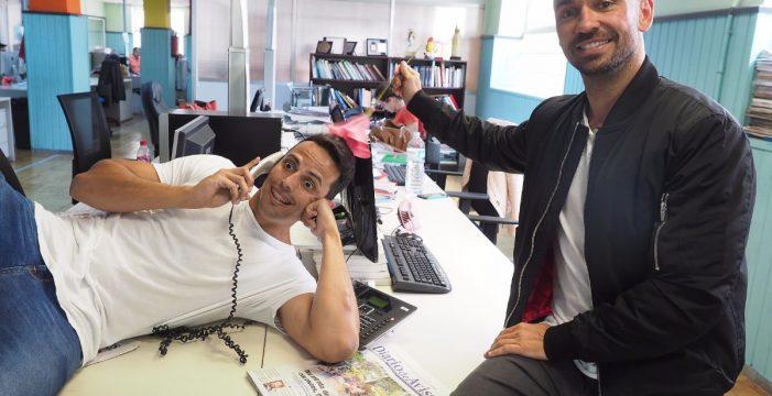 """Rudy y Ruymán: """"Estamos orgullosos ser un referente en Canarias"""""""