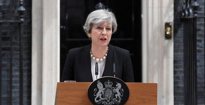 El Parlamento apoya la segunda prórroga de May en la víspera del Consejo Europeo