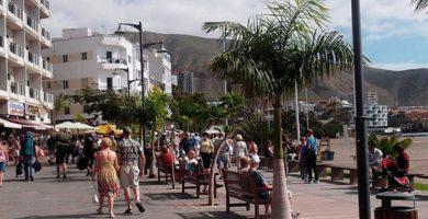 Turismo en Tenerife. DA