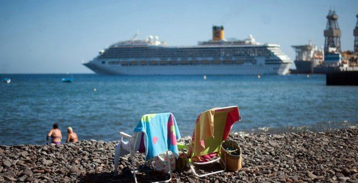 La playa de Valleseco consigue dos millones de euros del Estado