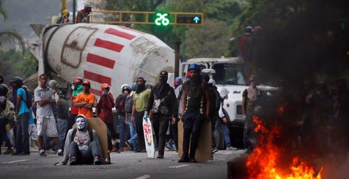 Cuatro muertes en Barinas durante las protestas contra Maduro