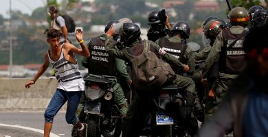 """La ONU responsabiliza al Gobierno de Maduro de """"torturas"""" en Venezuela"""