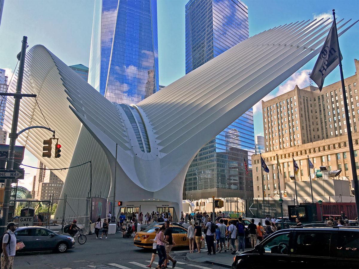 Sorpresa E Indignaci 243 N En Nueva York Contra Calatrava