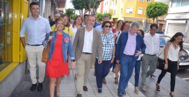 Torres concurre con un programa abierto a las aportaciones ciudadanas