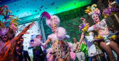 Santa Cruz cumple el sueño de abrir al público la Casa del Carnaval