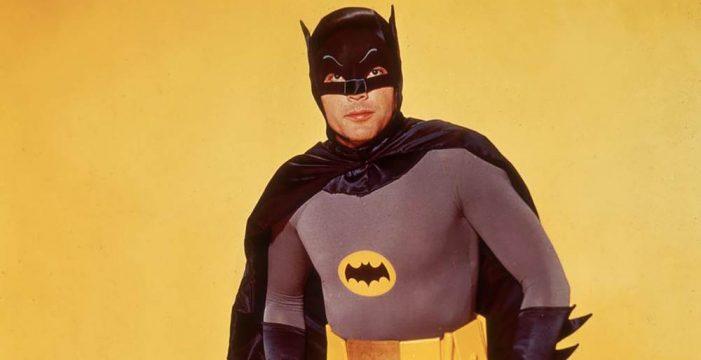Muere Adam West, el mejor Batman de la historia