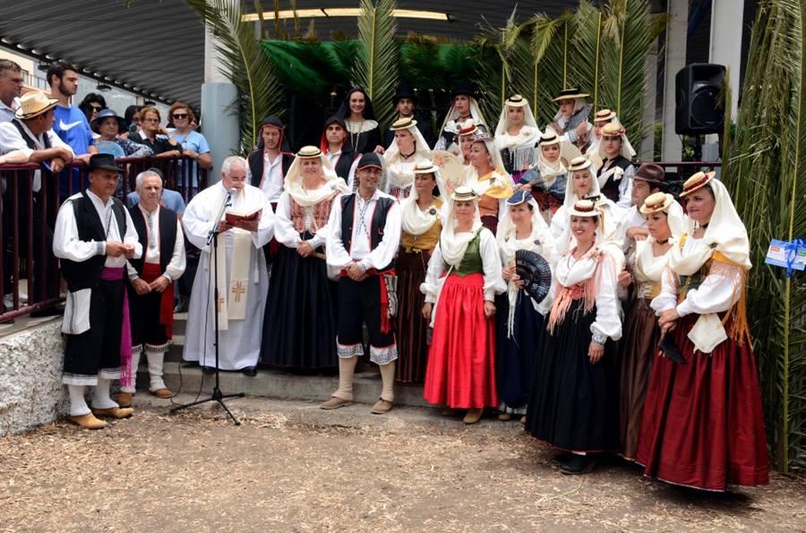 Los Llanos de Aridane celebra el día más típico de las fiestas de La ...