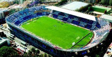 El Tenerife jugará contra el Zaragoza el primer partido de la temporada