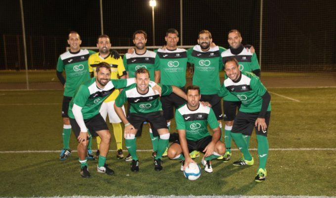 Buen debut de los tinerfeños en el Campeonato de España de Fútbol 7