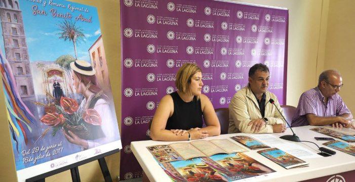 Las Fiestas de San Benito, en La Laguna, arrancan hoy con el pregón por Pedro Molina