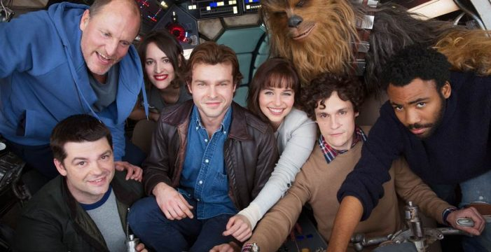 El rodaje 'canario' de Star Wars se queda sin directores
