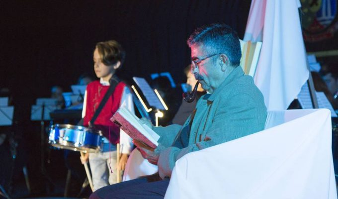 'El tambor de hojalata' resuena en Puntallana
