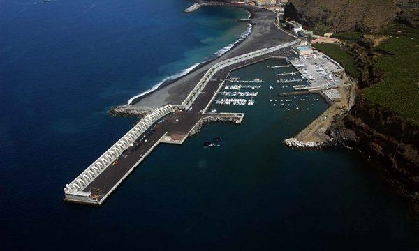 Tazacorte insiste en ampliar todavía más el Puerto