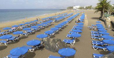 Lanzarote y El Hierro alcanzan casi la plena ocupación en alquiler turístico en Canarias