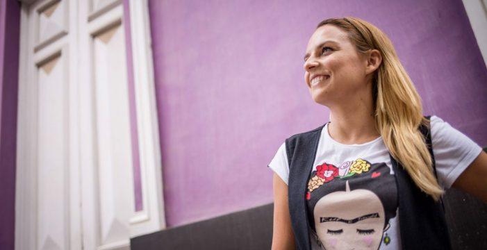Noemí Santana, nueva secretaria general de Podemos en Canarias