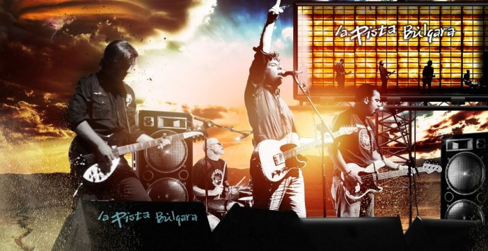"""La Pista Búlgara: """"Ser los teloneros de Aerosmith es un premio, un privilegio"""""""