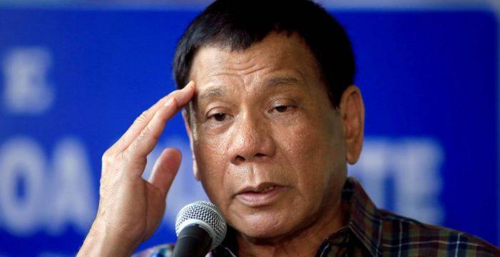 La guerra contra las drogas de Duterte cumple un año con más de 5.000 muertos a sus espaldas
