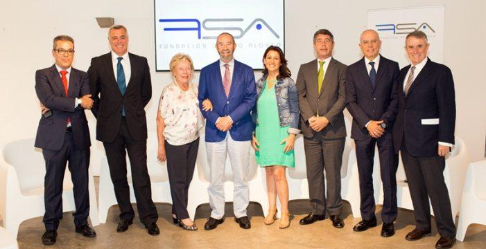 Presentada la Fundación Sergio Alonso