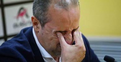"""""""Solo tengo palabras de agradecimiento para el CB Canarias y para la Isla"""""""