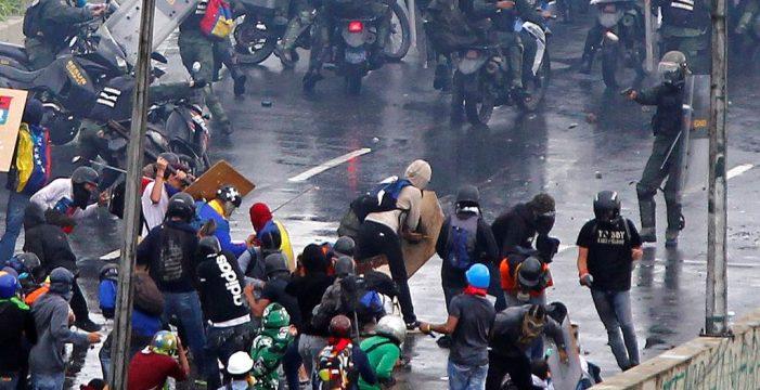 """La ONU denuncia posibles """"crímenes contra la Humanidad"""" de las fuerzas de seguridad en Venezuela"""
