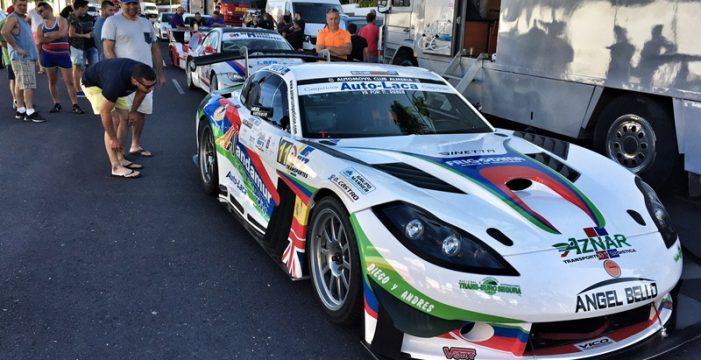 Rugen los motores en la VII Subida a Guía de Isora Trofeo Allegro