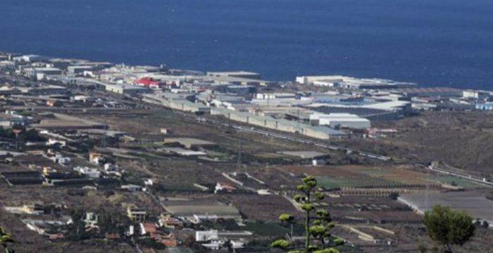 Denuncian vertidos ilegales de aguas residuales del Polígono de Güímar