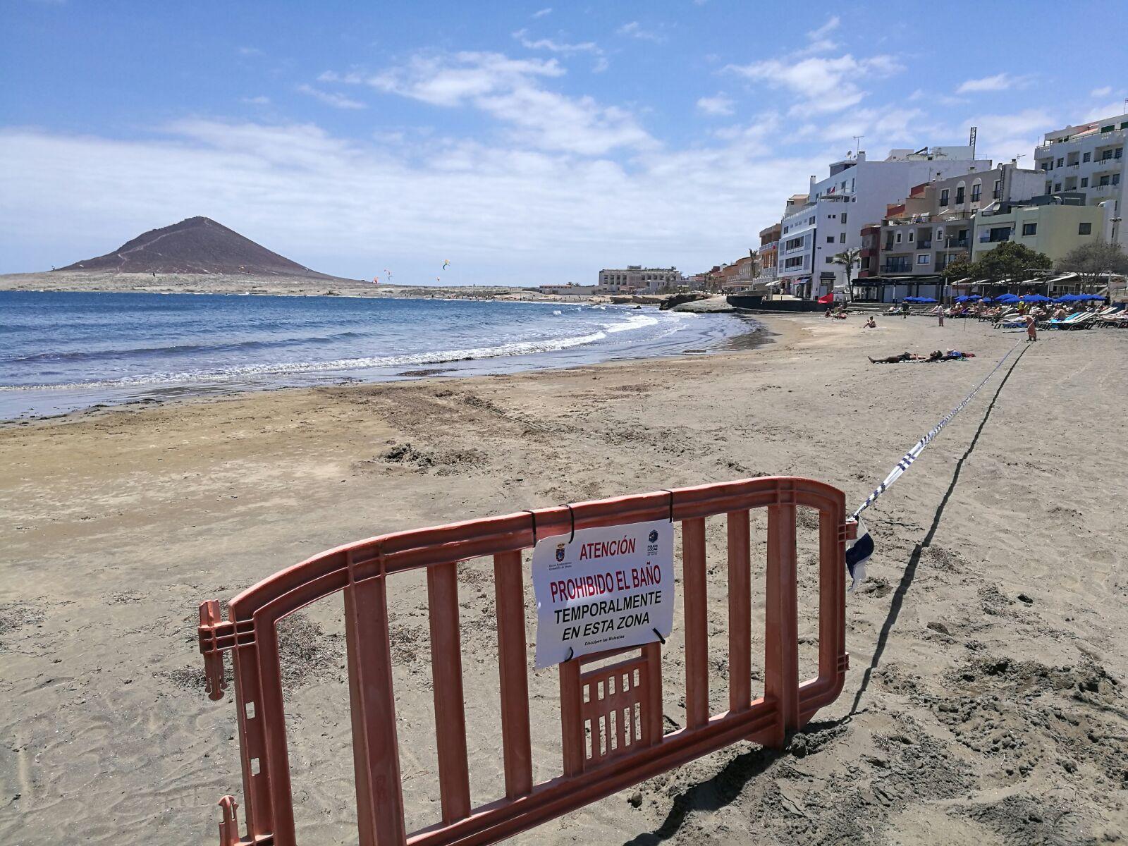 La bacteria detectada es la misma que obligó al cierre el mes pasado de Las Teresitas y la costa de Güímar. S. Méndez