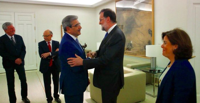 Rajoy necesita también a Quevedo para aprobar el techo de gasto de 2018