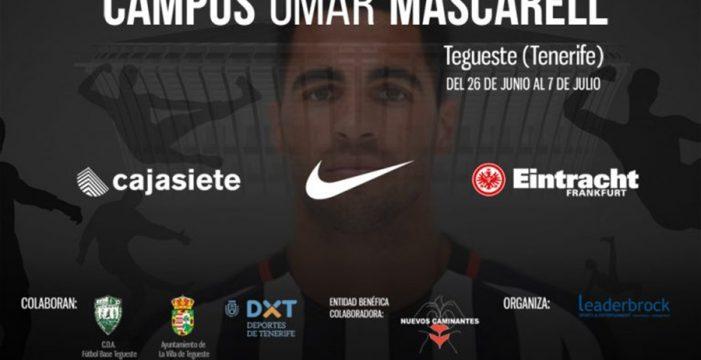 El tinerfeño Omar Mascarell ya imparte sus conocimientos en Tegueste