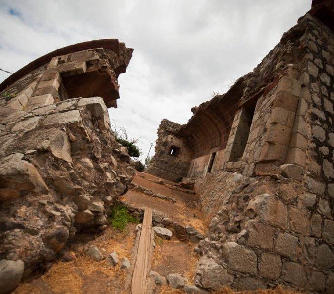 Los vecinos quieren ajardinar, peatonalizar y reconstruir la Torre de San Andrés